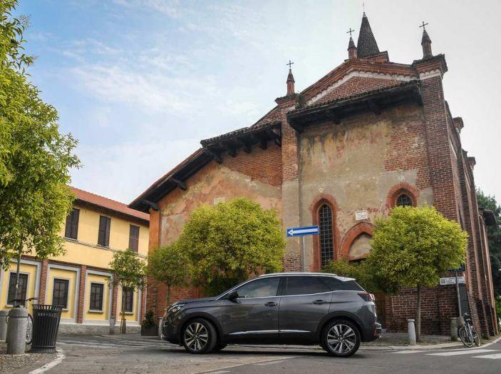 Peugeot 3008 con nuovo cambio EAT8 provata su strada - Foto 16 di 30