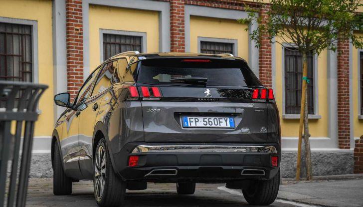 Peugeot 3008 con nuovo cambio EAT8 provata su strada - Foto 17 di 30