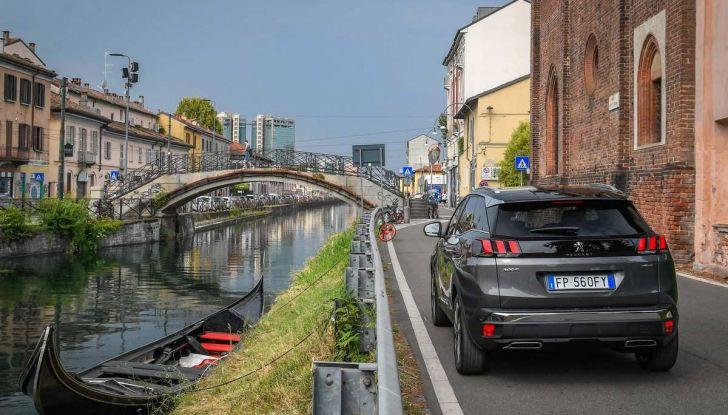 Peugeot 3008 con nuovo cambio EAT8 provata su strada - Foto 27 di 30