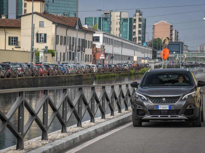 Peugeot 3008 con nuovo cambio EAT8 provata su strada - Foto 4 di 30