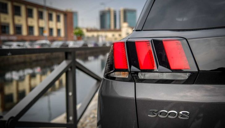 Peugeot 3008 con nuovo cambio EAT8 provata su strada - Foto 20 di 30