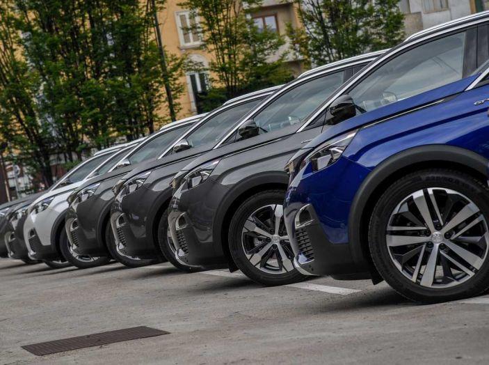 Peugeot 3008 con nuovo cambio EAT8 provata su strada - Foto 14 di 30