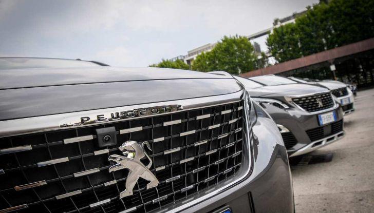 Peugeot 3008 con nuovo cambio EAT8 provata su strada - Foto 9 di 30