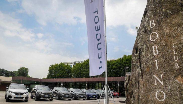 Peugeot 3008 con nuovo cambio EAT8 provata su strada - Foto 13 di 30