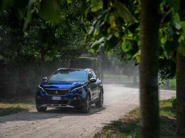 Peugeot 3008 con nuovo cambio EAT8 provata su strada - Foto 18 di 30