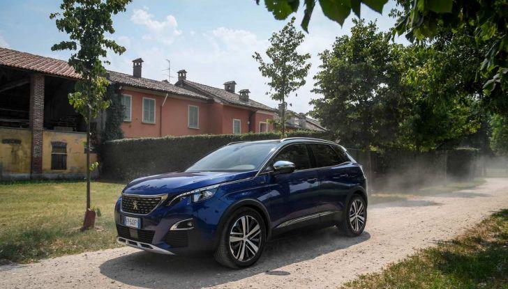 Peugeot 3008 con nuovo cambio EAT8 provata su strada - Foto 21 di 30