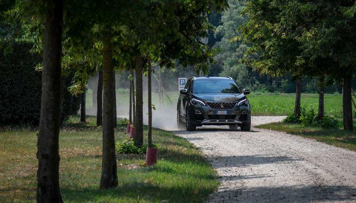 Peugeot 3008 con nuovo cambio EAT8 provata su strada - Foto 22 di 30