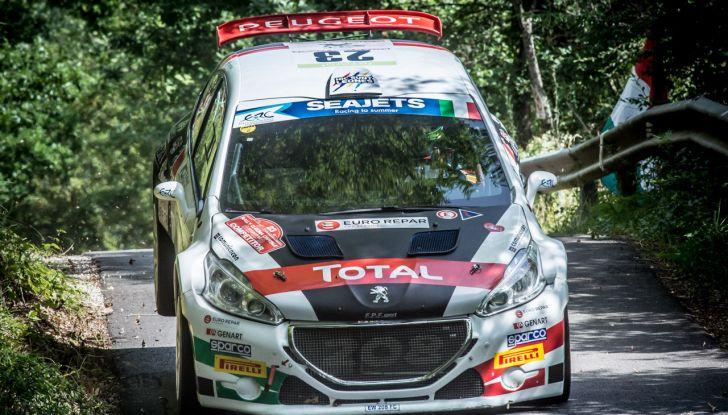 Rally di Roma- il commento dei piloti Peugeot - Foto 3 di 3