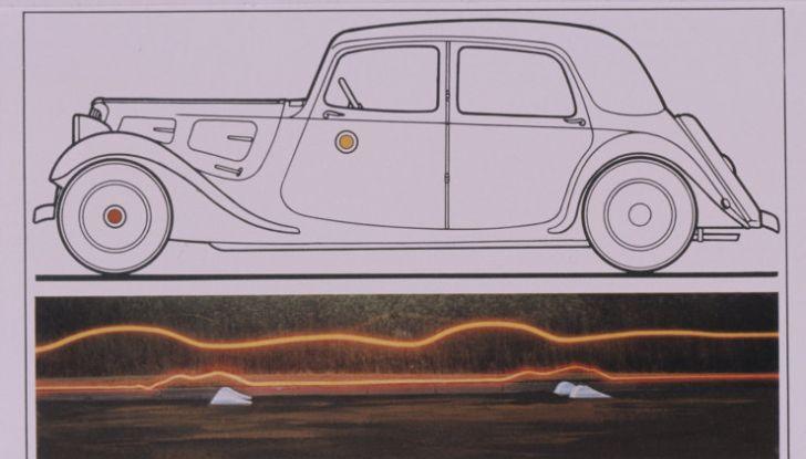 Citroën e la rivoluzione delle sospensioni. - Foto 7 di 8