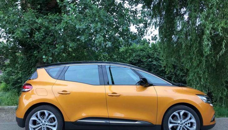 Renault Scénic 1.6 dCi da 131 CV prova su strada ed equipaggiamenti - Foto 8 di 11