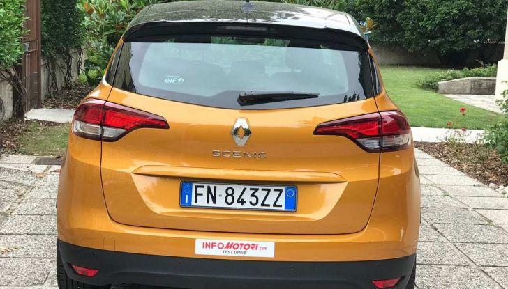 Renault Scénic 1.6 dCi da 131 CV prova su strada ed equipaggiamenti - Foto 9 di 11