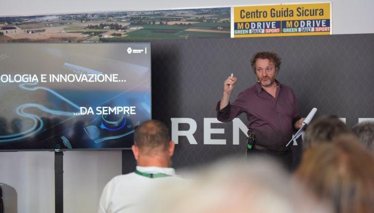 Renault Tecno 4All, in pista a Modena con la gamma 2018 - Foto 2 di 12