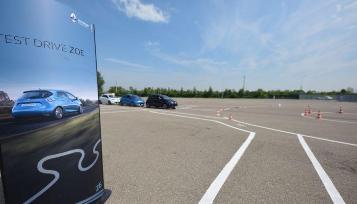 Renault Tecno 4All, in pista a Modena con la gamma 2018 - Foto 10 di 12