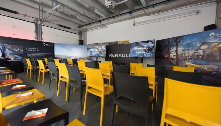 Renault Tecno 4All, in pista a Modena con la gamma 2018 - Foto 11 di 12