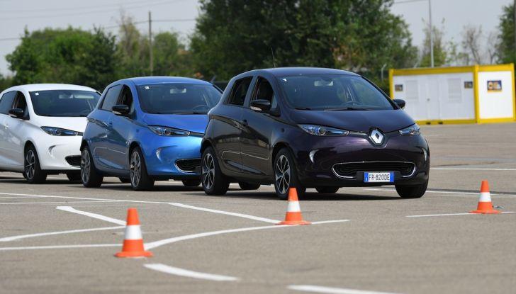 Renault Tecno 4All, in pista a Modena con la gamma 2018 - Foto 4 di 12
