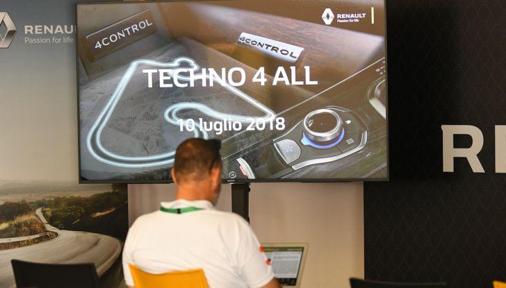 Renault Tecno 4All, in pista a Modena con la gamma 2018 - Foto 12 di 12