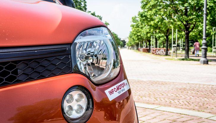 Prova su strada Renault Twingo GT: il TCe da 110CV con trazione posteriore - Foto 16 di 34