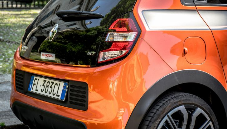 Prova su strada Renault Twingo GT: il TCe da 110CV con trazione posteriore - Foto 19 di 34