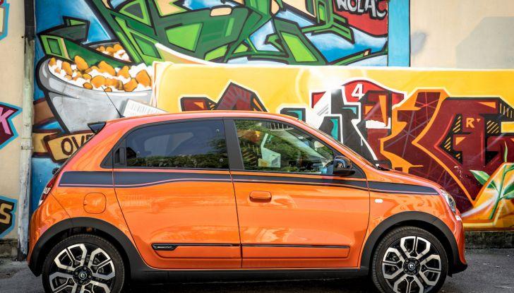 Prova su strada Renault Twingo GT: il TCe da 110CV con trazione posteriore - Foto 2 di 34