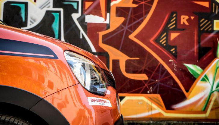 Prova su strada Renault Twingo GT: il TCe da 110CV con trazione posteriore - Foto 22 di 34