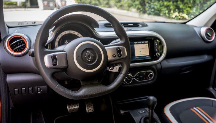 Prova su strada Renault Twingo GT: il TCe da 110CV con trazione posteriore - Foto 27 di 34