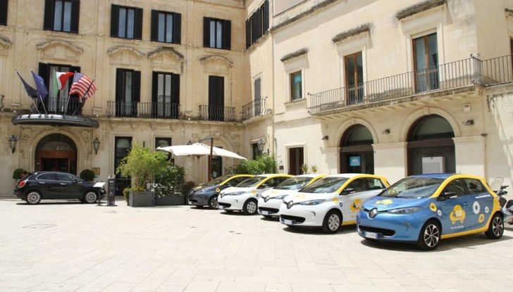 Renault ZOE per il primo car-sharing a flusso libero del Salento - Foto 4 di 6