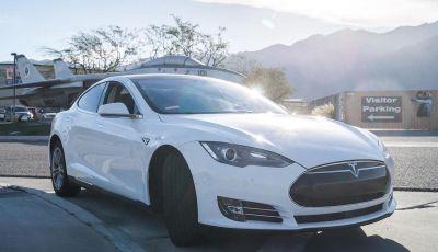 Tesla Model S del 2015 con 645.000Km: il report della manutenzione