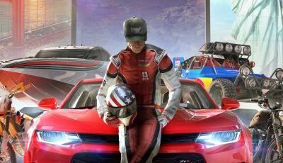 The Crew 2: auto, moto, aerei e motoscafi su PS4 e Xbox One