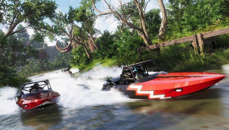 The Crew 2: auto, moto, aerei e motoscafi su PS4 e Xbox One - Foto 10 di 11