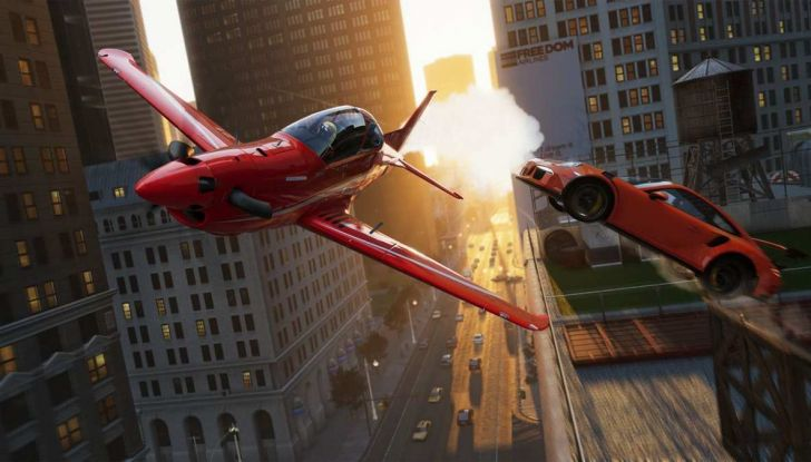 The Crew 2: auto, moto, aerei e motoscafi su PS4 e Xbox One - Foto 11 di 11