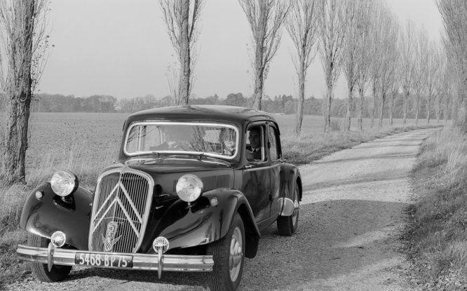 Citroën e la sfida dell'aria - Foto 9 di 10