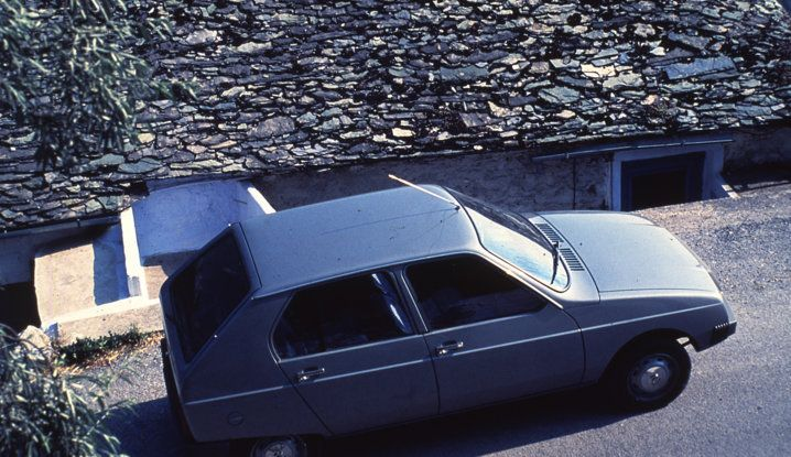 Citroën VISA: la presentazione e i primi anni - Foto 3 di 9