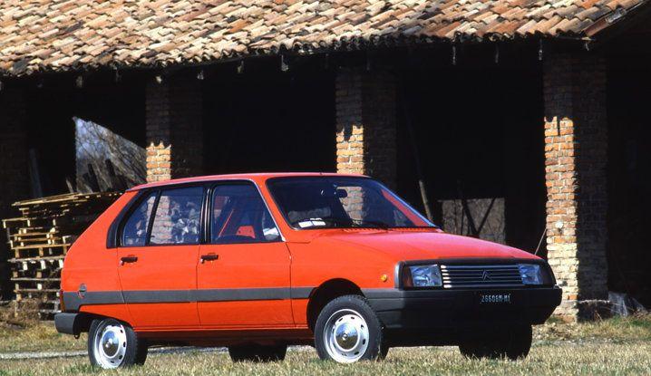 Citroën VISA: la presentazione e i primi anni - Foto 6 di 9