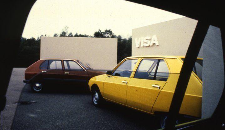 Citroën VISA: la presentazione e i primi anni - Foto 7 di 9