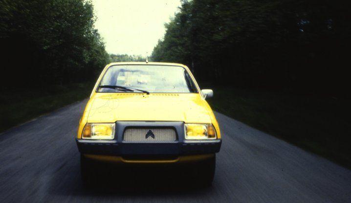 Quarant'anni fa nasceva una nuova Citroën: VISA - Foto 4 di 5