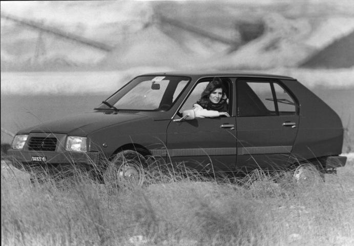 Citroën VISA: la presentazione e i primi anni - Foto 8 di 9