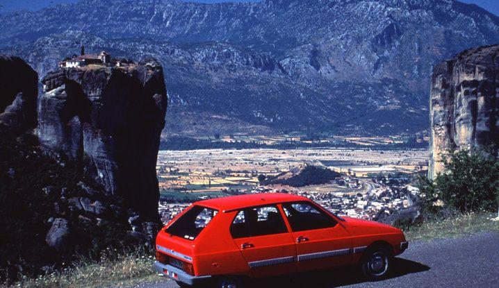 Citroën VISA: la presentazione e i primi anni - Foto 9 di 9