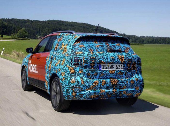 Volkswagen T-Cross 2019: il crossover entry-level su base Polo - Foto 5 di 10