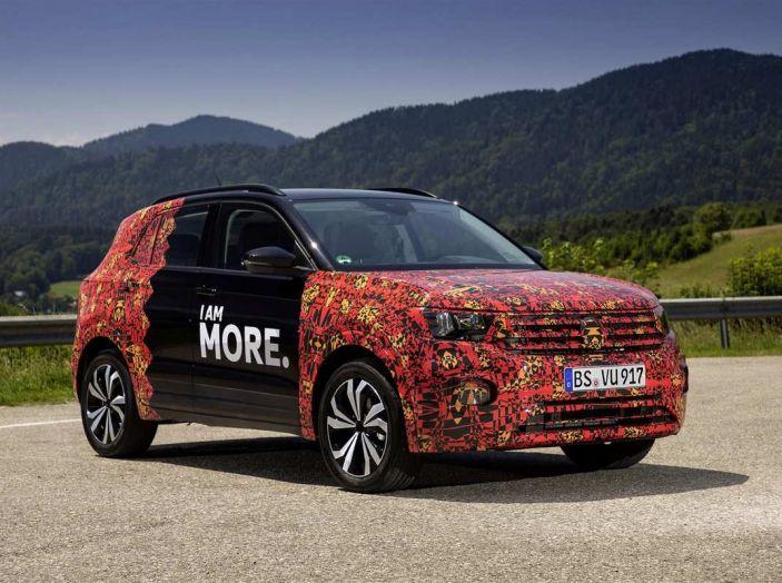 Volkswagen T-Cross 2019: il crossover entry-level su base Polo - Foto 8 di 10