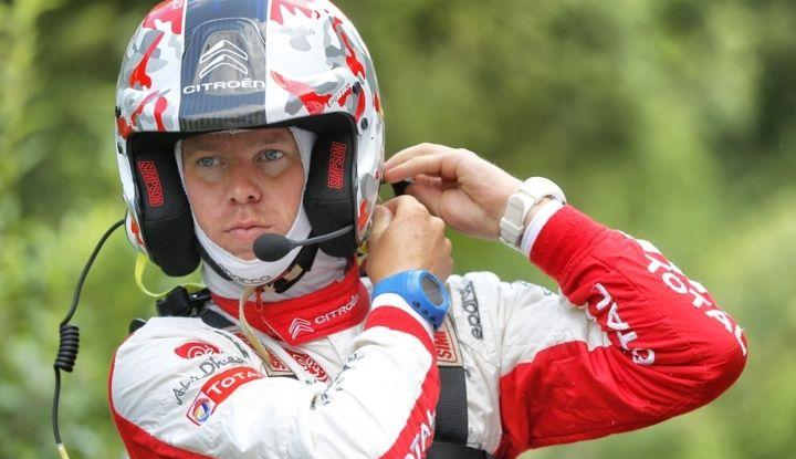 WRC Finlandia 2018 – Shakedown: le dichiarazioni dei piloti Citroën - Foto 2 di 3