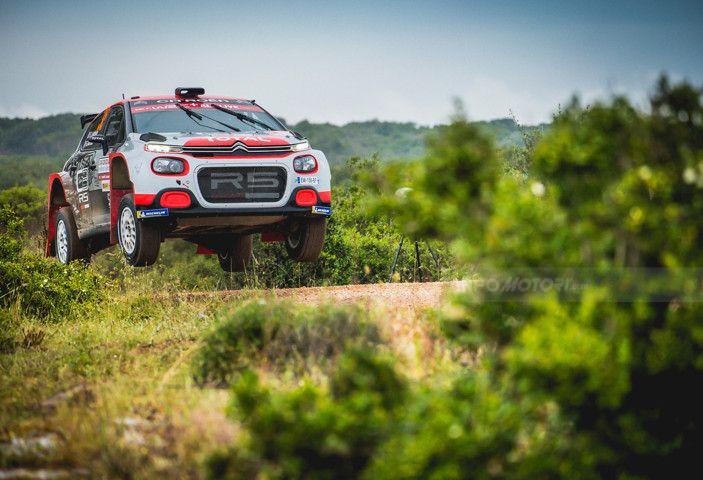 WRC2 Finlandia 2018: la Citroën C3 R5 pronta per la sfida - Foto 1 di 1