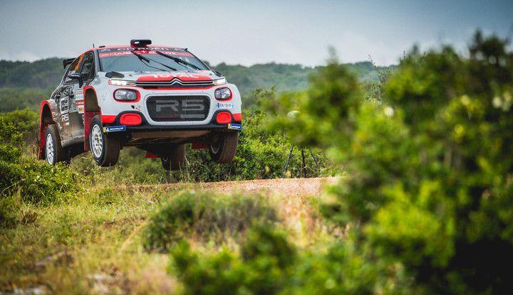 WRC2 Finlandia 2018: la Citroën C3 R5 pronta per la sfida - Foto  di