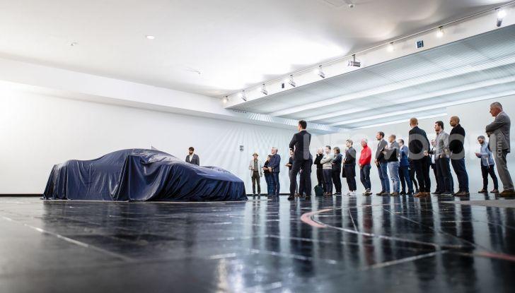 Automobili Pininfarina PF0 debutta nel 2020 la supercar elettrica - Foto 2 di 11