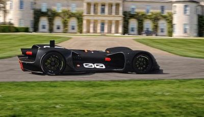 Goodwood Festival of Speed 2018 e la Roborace