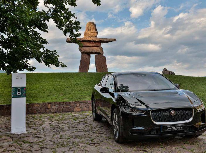 Jaguar I-PACE prova su strada, prestazioni, autonomia e ricarica - Foto 3 di 29