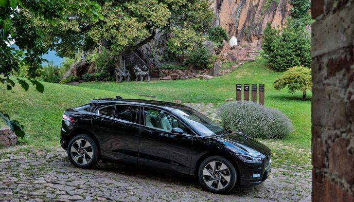 Jaguar I-PACE prova su strada, prestazioni, autonomia e ricarica - Foto 4 di 29
