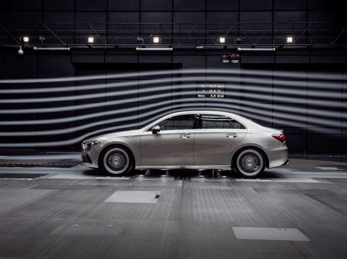 Nuova Mercedes Classe A Berlina 2018: Informazioni, motori e caratteristiche - Foto 17 di 37