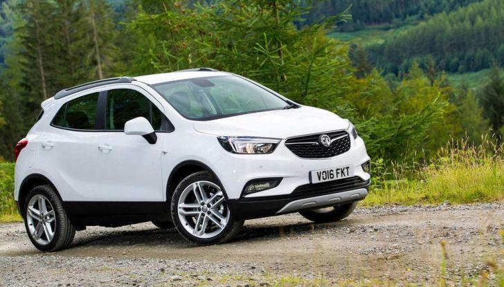 Opel Mokka X test drive, prezzi e versioni - Foto 13 di 13