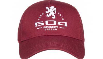 """Peugeot presenta la collezione lifestyle """"504 Legend"""""""