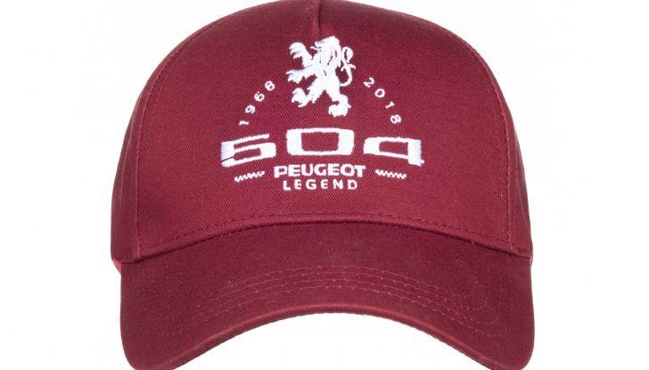 """Peugeot presenta la collezione lifestyle """"504 Legend"""" - Foto 1 di 5"""